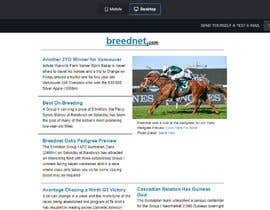 #5 untuk Newsletter redesign oleh KenanTrivedi
