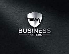 Nro 1418 kilpailuun Logo Business Masters käyttäjältä kawsarh478