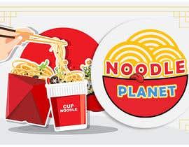 #475 for Logo and noodle cups design af Adreyat08