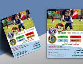 Nro 49 kilpailuun Create a flyer käyttäjältä BABULKHAN631