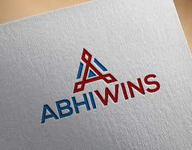 #65 for Need a logo for ABHIWINS company af aklimaakter01304