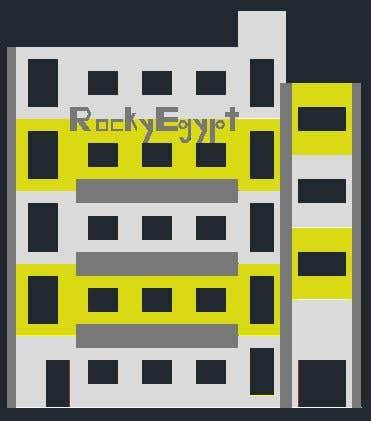 Konkurrenceindlæg #                                        8                                      for                                         Factory facade design with 3D