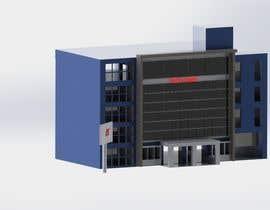 #13 for Factory facade design with 3D af Keremhan