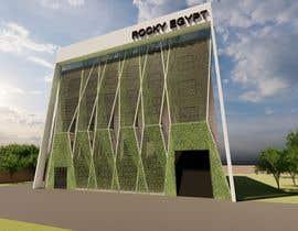 #27 for Factory facade design with 3D af archhasib