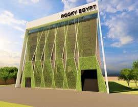#28 for Factory facade design with 3D af archhasib