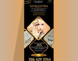 #19 cho Midas Jewelry Marketing flyers and banner bởi tjarin748