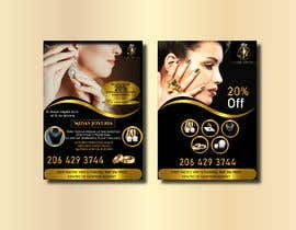 #31 cho Midas Jewelry Marketing flyers and banner bởi tjarin748