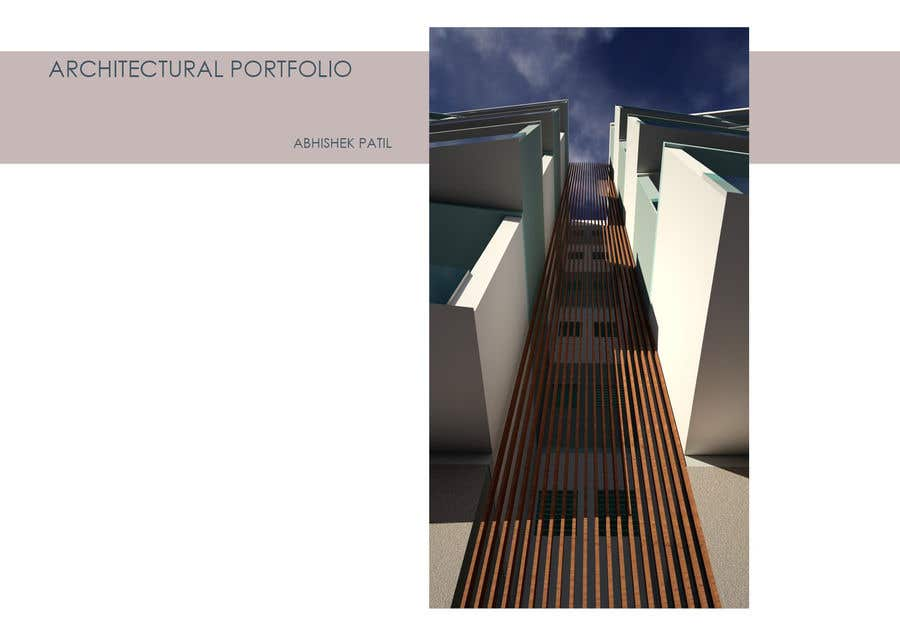 Kilpailutyö #                                        100                                      kilpailussa                                         Help build my architecture portfolio