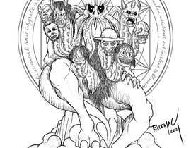 #533 for Horror tattoo - 17/04/2021 02:01 EDT by reddmac
