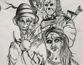 #528 for Horror tattoo - 17/04/2021 02:01 EDT by rkcomputer4