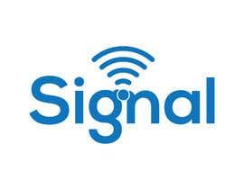 #313 untuk Signal logo redesign oleh nextshikha5