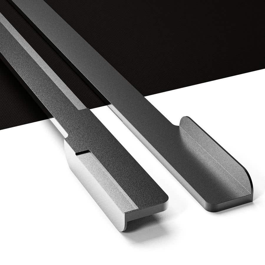 Proposition n°                                        10                                      du concours                                         Tall Aluminum Handles for Openable or Sliding Wardrobes