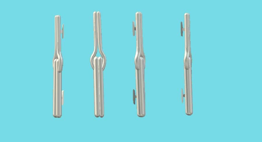 Proposition n°                                        30                                      du concours                                         Tall Aluminum Handles for Openable or Sliding Wardrobes
