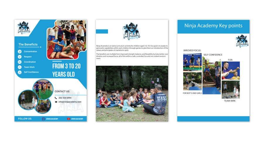 Contest Entry #                                        235                                      for                                         Ninja Academy