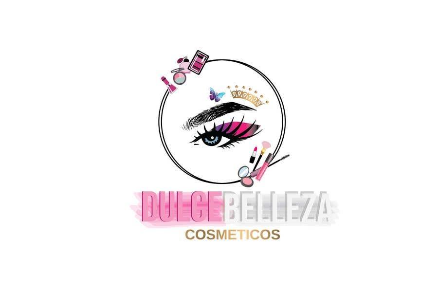 Kilpailutyö #                                        99                                      kilpailussa                                         CREATIVE LOGO DESIGN - For new women's makeup brand line to sell Online through WhatsApp Business & Instagram
