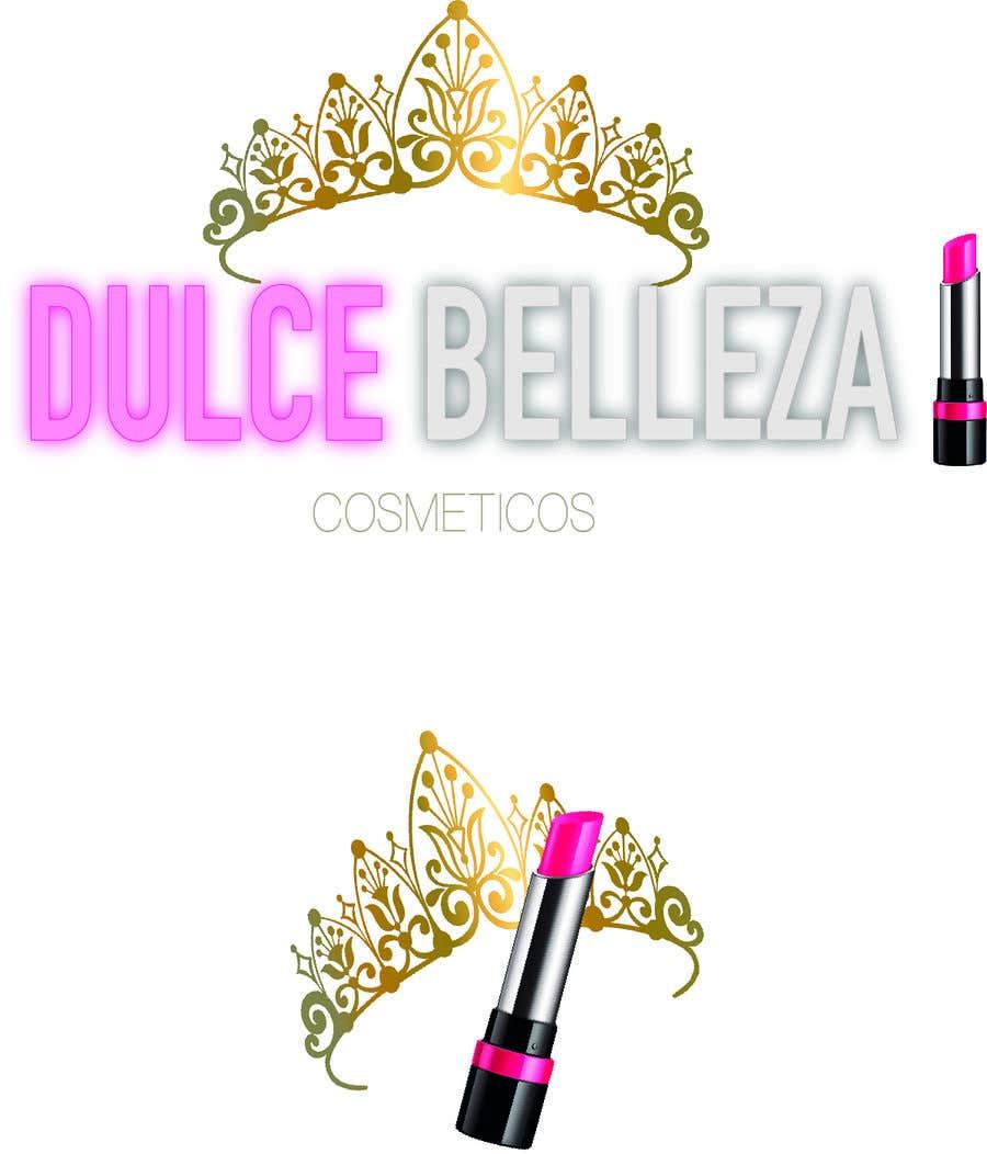 Kilpailutyö #                                        128                                      kilpailussa                                         CREATIVE LOGO DESIGN - For new women's makeup brand line to sell Online through WhatsApp Business & Instagram
