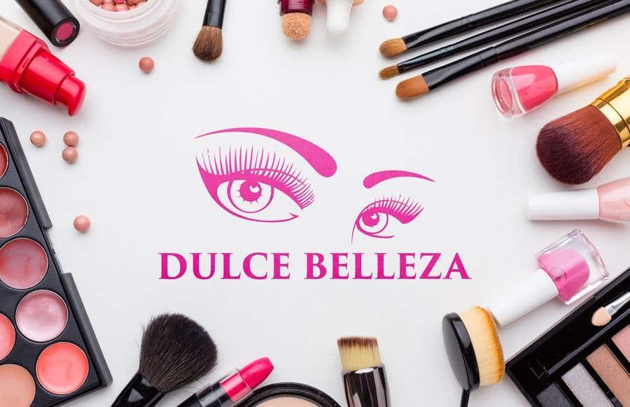 Kilpailutyö #                                        4                                      kilpailussa                                         CREATIVE LOGO DESIGN - For new women's makeup brand line to sell Online through WhatsApp Business & Instagram
