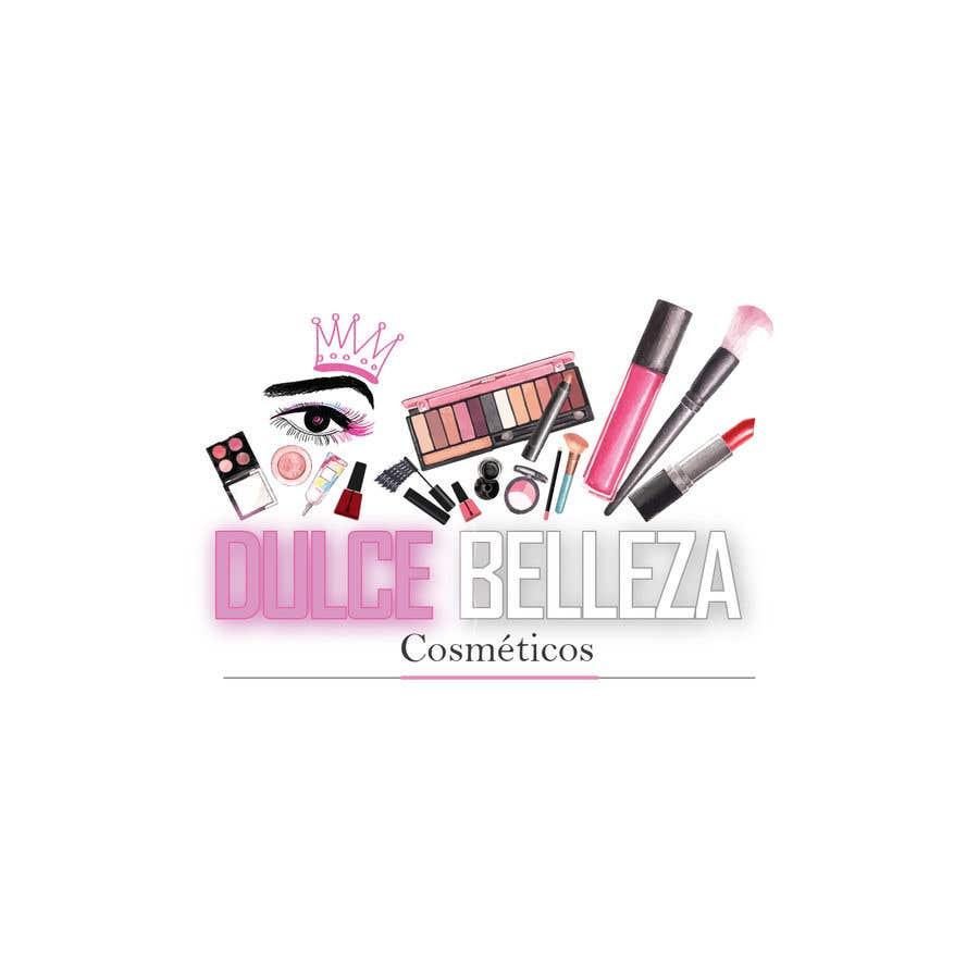 Kilpailutyö #                                        112                                      kilpailussa                                         CREATIVE LOGO DESIGN - For new women's makeup brand line to sell Online through WhatsApp Business & Instagram