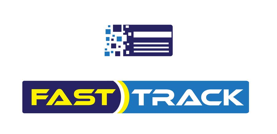 Proposition n°                                        49                                      du concours                                         Design a Logo for Fast Track