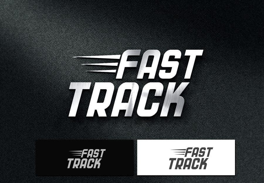 Proposition n°                                        72                                      du concours                                         Design a Logo for Fast Track