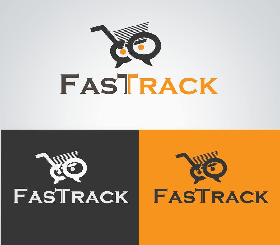Proposition n°                                        26                                      du concours                                         Design a Logo for Fast Track