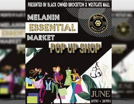 Nro 219 kilpailuun June Pop Up Shop FLyer käyttäjältä janicimondol18