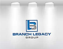 #543 pentru Branch Legacy Group Company logo de către mozibulhoque666
