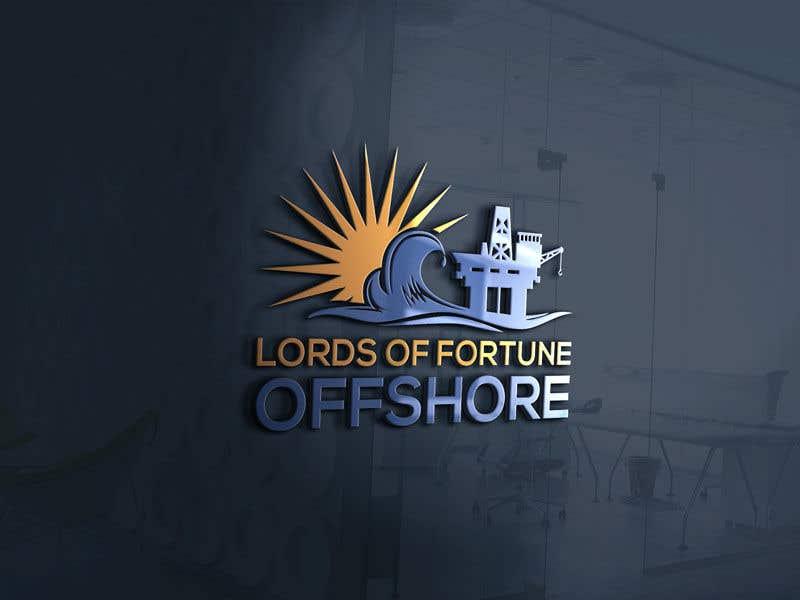Penyertaan Peraduan #                                        97                                      untuk                                         Lords Of Fortune Offshore Logo