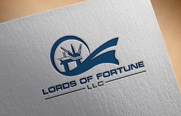Penyertaan Peraduan #                                        60                                      untuk                                         Lords Of Fortune Offshore Logo
