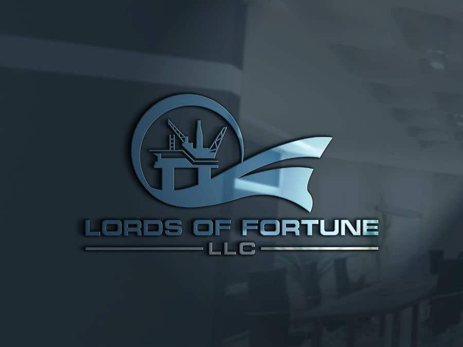 Penyertaan Peraduan #                                        61                                      untuk                                         Lords Of Fortune Offshore Logo