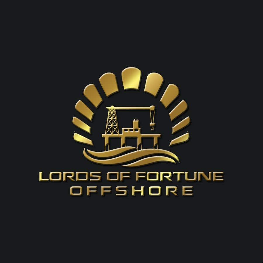 Penyertaan Peraduan #                                        103                                      untuk                                         Lords Of Fortune Offshore Logo