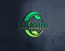 """#54 pentru Design a logo for new web store """"Countless Aromas"""". de către freedomnazam"""