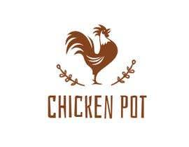 Nro 494 kilpailuun Create a logo and branding for a new Chicken Shop käyttäjältä Towhidulshakil
