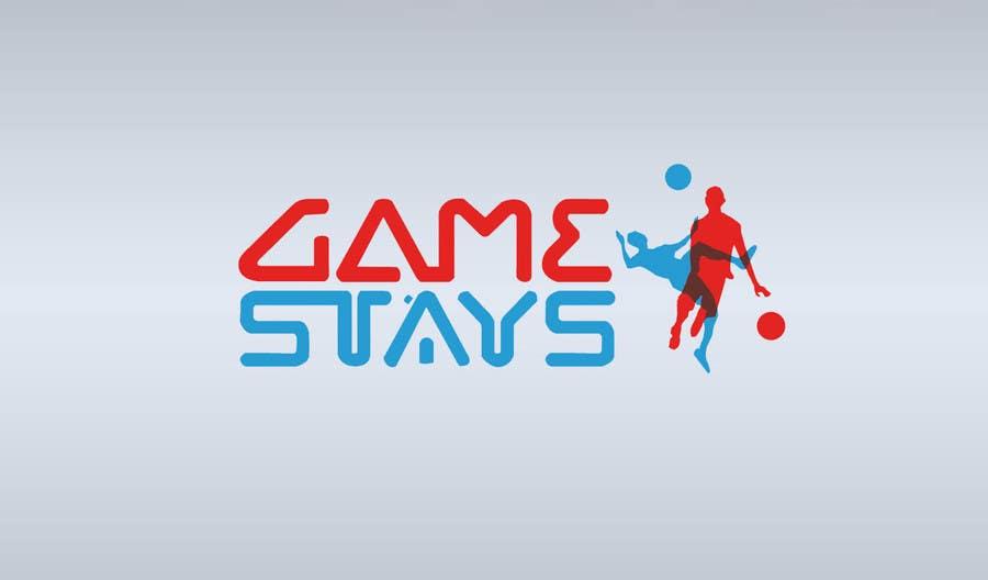 Penyertaan Peraduan #12 untuk Design a Logo for GameStays