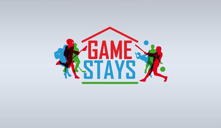 Penyertaan Peraduan #24 untuk Design a Logo for GameStays