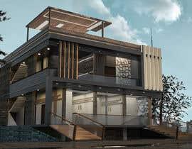 #25 untuk House Elevation and 3D design oleh SHAFI1101