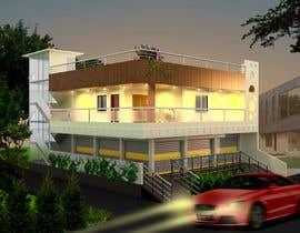 #20 untuk House Elevation and 3D design oleh mamun768086
