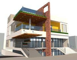 #17 untuk House Elevation and 3D design oleh Nileshkrlayek