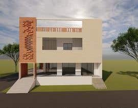 #7 untuk House Elevation and 3D design oleh archhasib