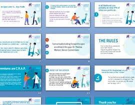 #12 untuk Convert website page to engaging PowerPoint presentation oleh muskanali3800