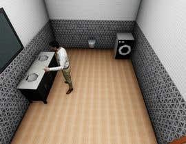 #8 para Bathroom 3d design por atifmir15