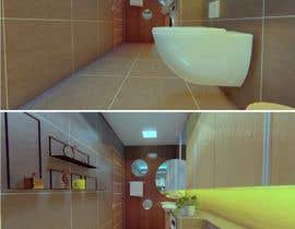 #22 for Bathroom 3d design by Drawplan