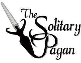 #3 for Design a Logo for The Solitary Pagan by tlacandalo