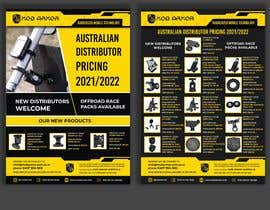 #28 for Make Changes to 2 page pricing flyer by joyantabanik8881
