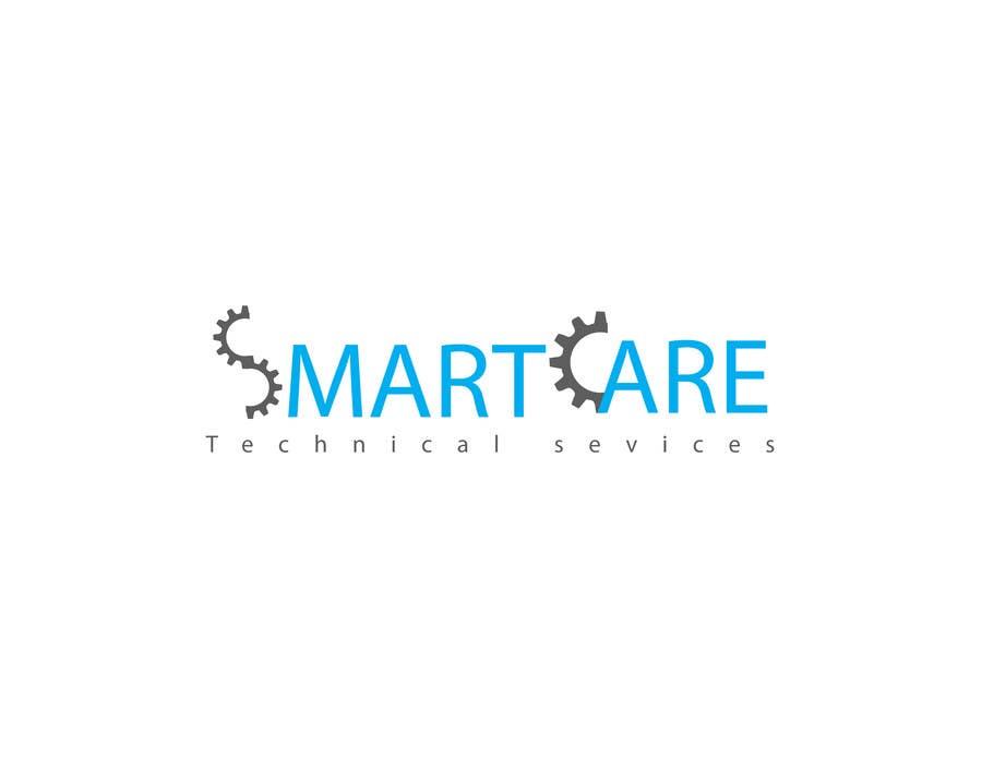 Konkurrenceindlæg #                                        36                                      for                                         Design a Logo for SmartCare Technical Services