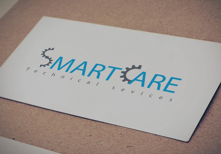 Inscrição nº 37 do Concurso para Design a Logo for SmartCare Technical Services