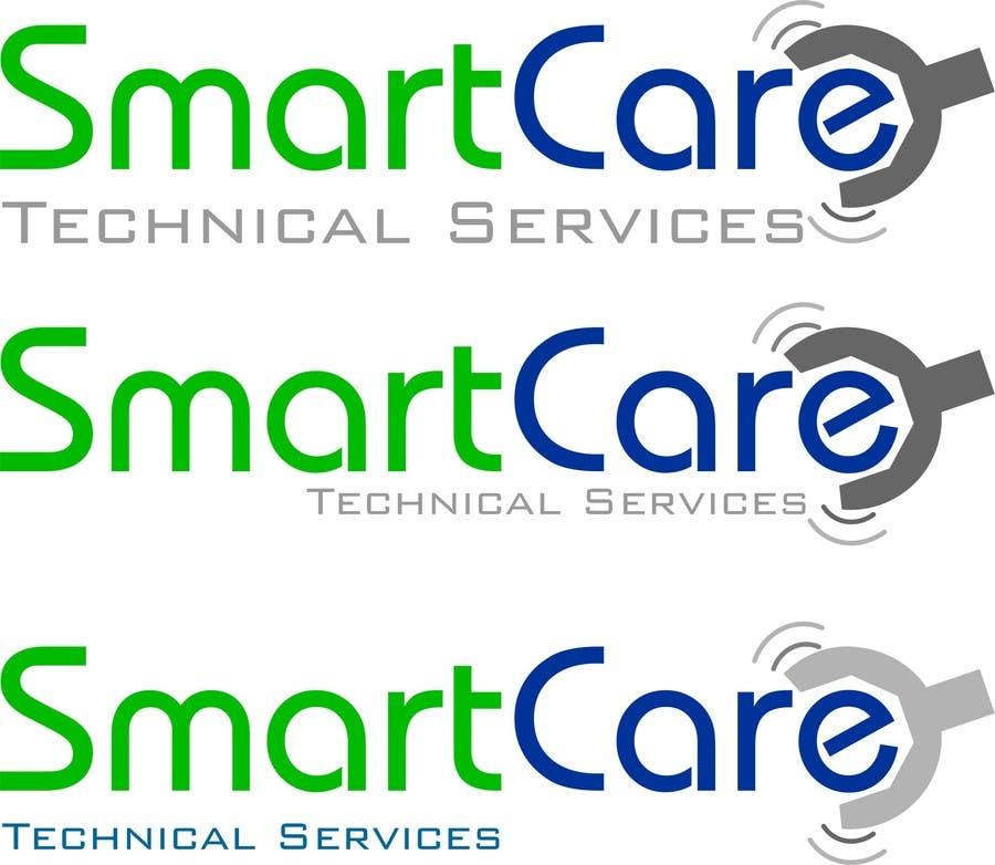Konkurrenceindlæg #                                        28                                      for                                         Design a Logo for SmartCare Technical Services