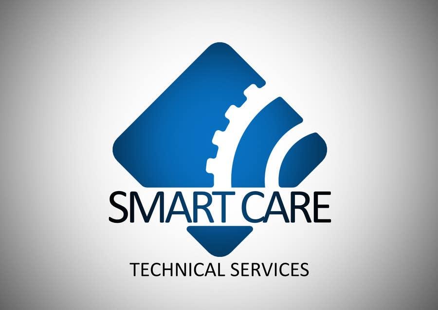 Konkurrenceindlæg #                                        23                                      for                                         Design a Logo for SmartCare Technical Services