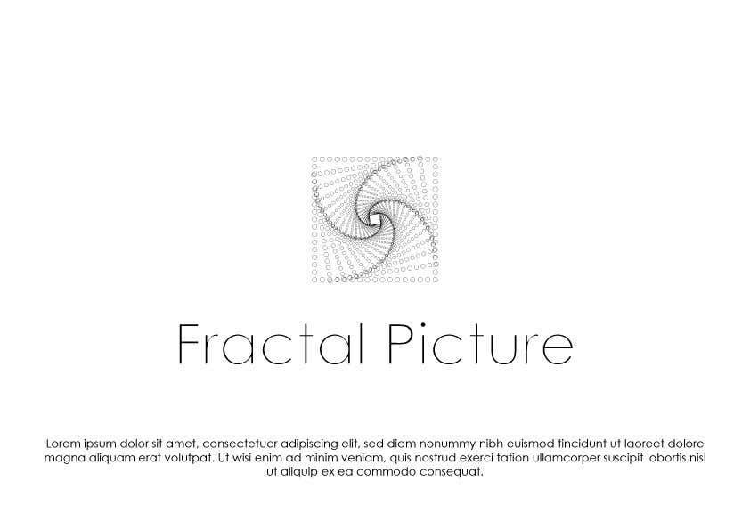 Konkurrenceindlæg #                                        408                                      for                                         FractalPicture_Logo - 19/04/2021 03:35 EDT
