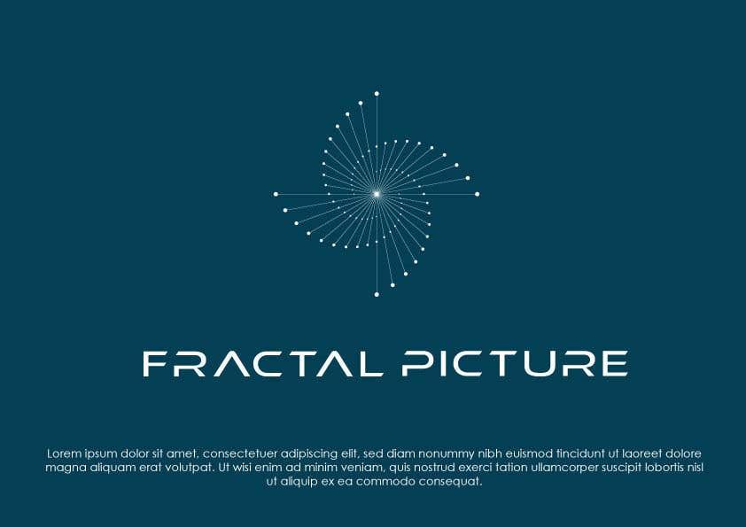 Konkurrenceindlæg #                                        413                                      for                                         FractalPicture_Logo - 19/04/2021 03:35 EDT